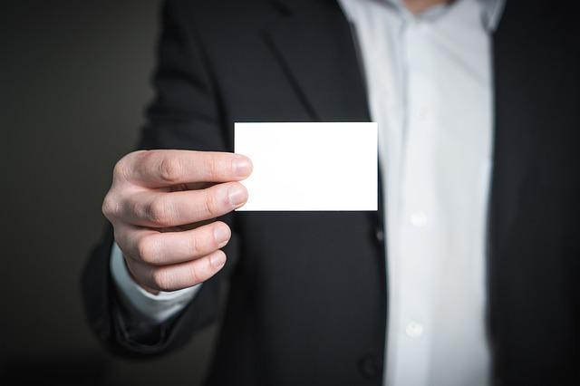 せどり用の名刺を作ろう!名刺の肩書きはどうすればいい?